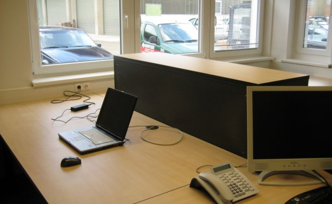 Mitarbeiter Büro